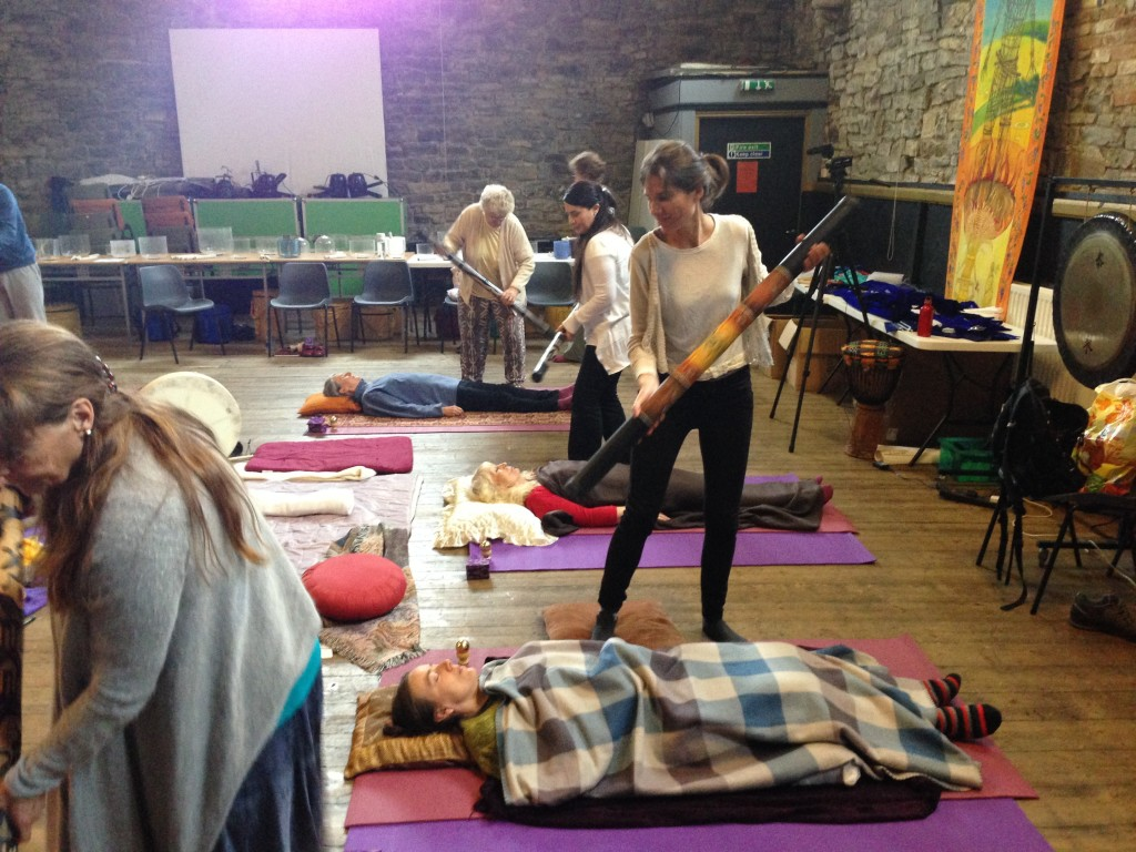 sound therapy training workshop