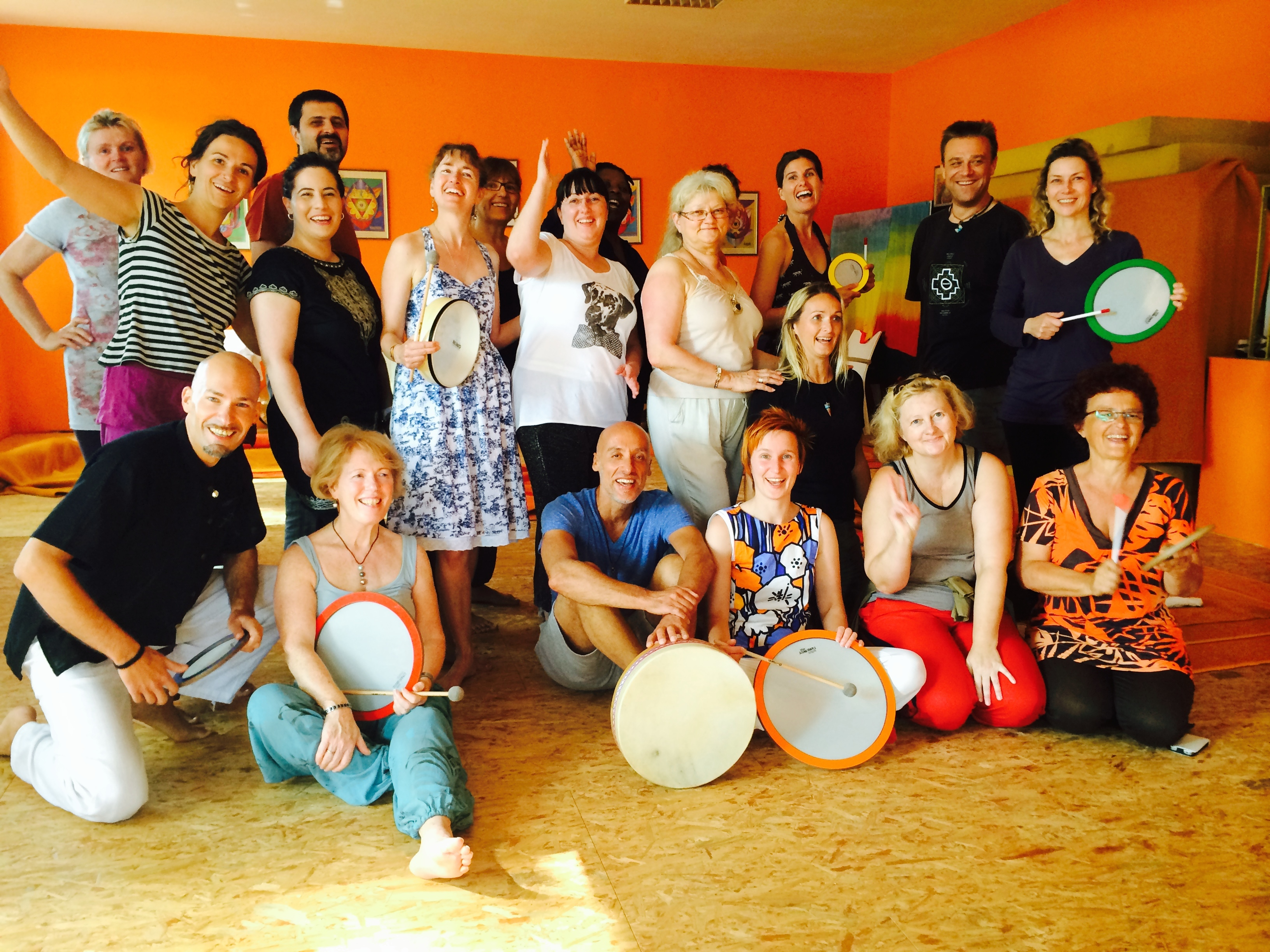 Diploma in Sound Therapy