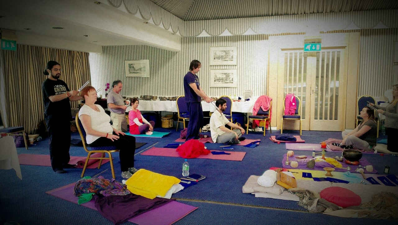 Tuning Fork Therapy Workshop