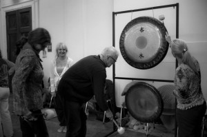 group gong therapy