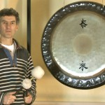 sound healing with gongs