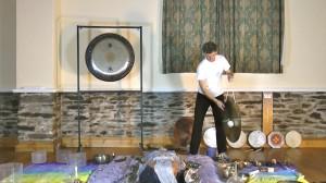 gong healing