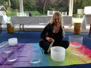 sound therapy UK practitioner training