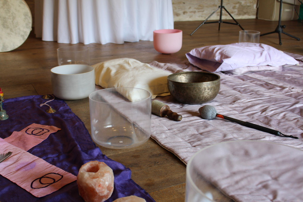 sound healing therapy