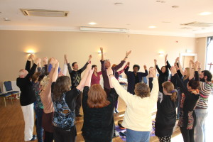 Jos Galdermans Sacred Dance