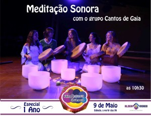 Janaina Martins Cantos de Gaia