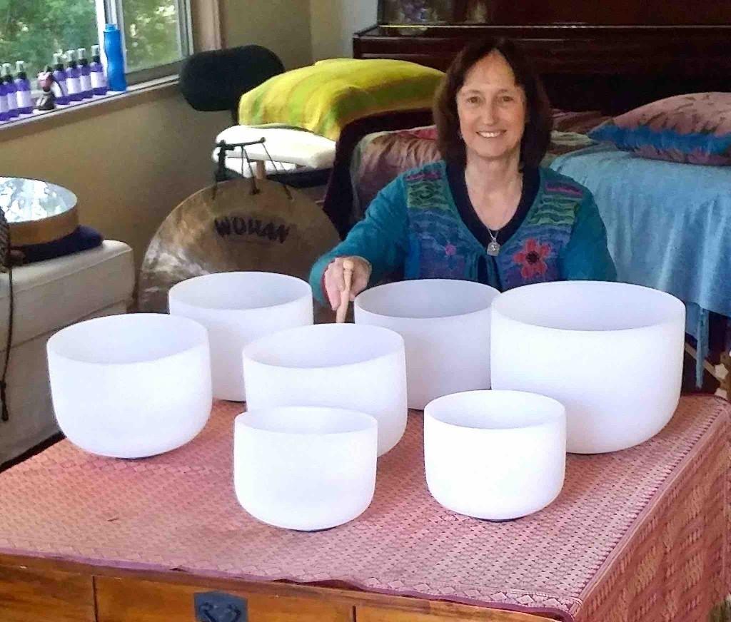 Anne Ridgway Sound Healing Australia