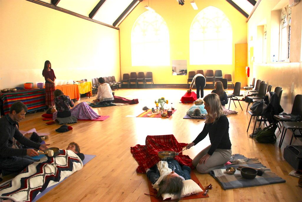 sound healing course dublin