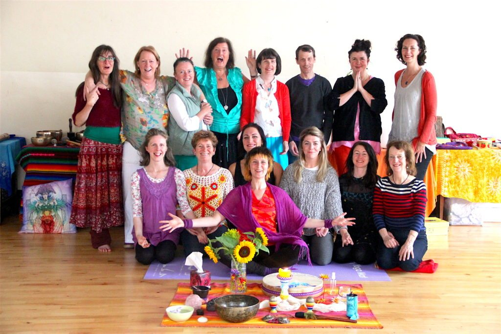 sound healing course ireland