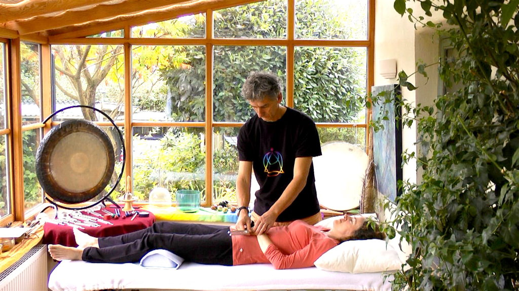 sound healing for joints